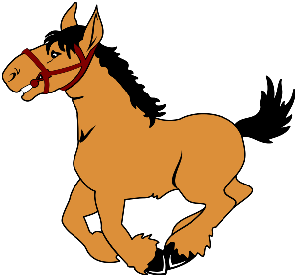 Horses clipart playground. Free horse cliparts transparent