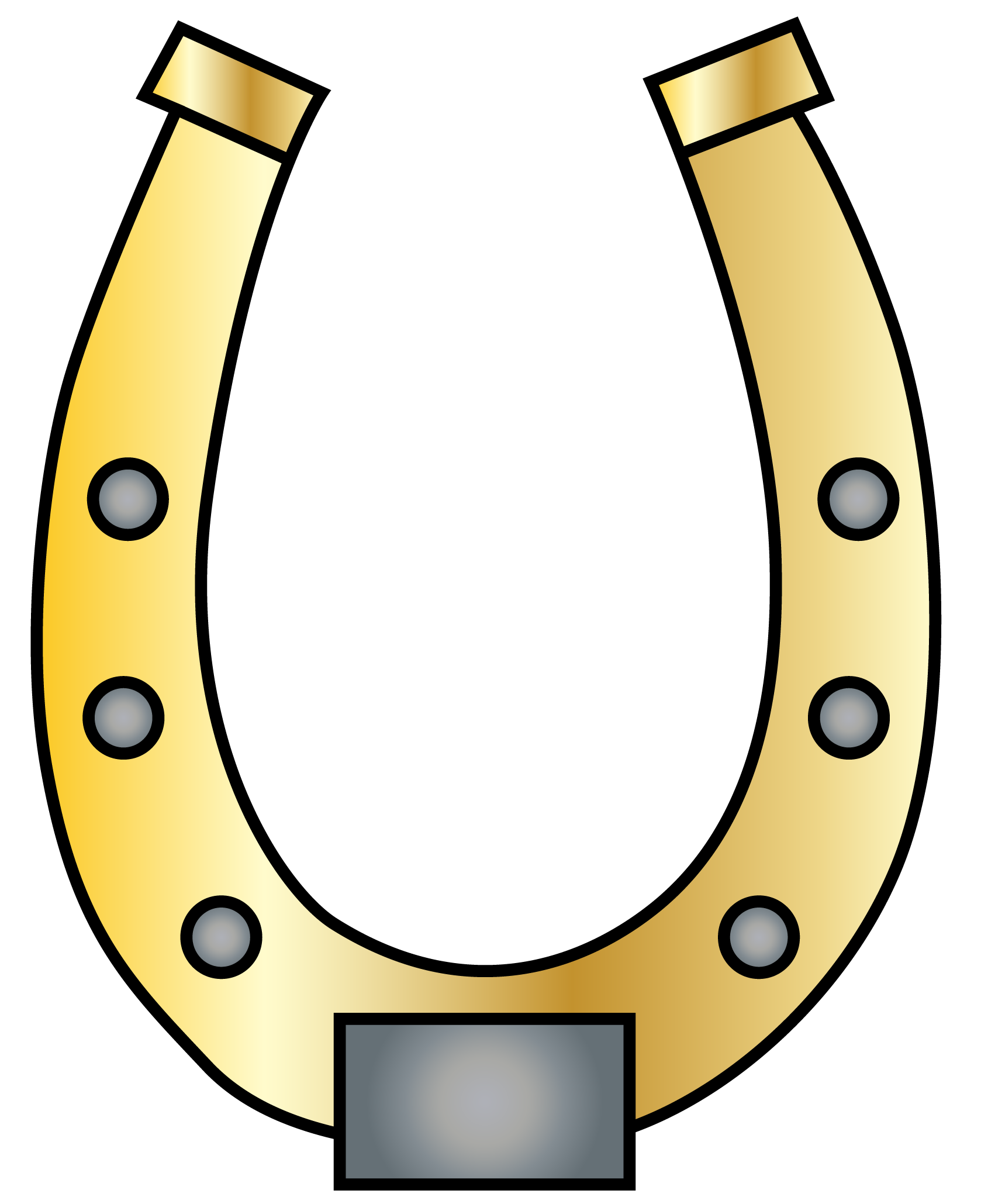 Horseshoe clipart horseshoe tournament. Free cliparts download clip