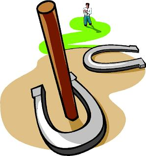Horseshoe clipart horseshoe tournament. Jpg image result for