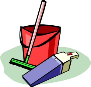 Sponge clipart janitor. Free janitorial cliparts download
