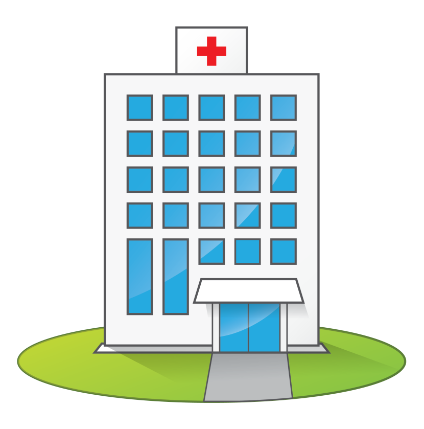 Hospital clipart places. Category pictures free to