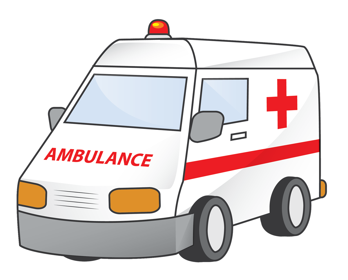 Ambulance clipart ambulance officer. Free hospital download clip