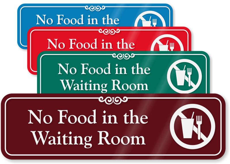 Receptionist clipart office lobby. Waiting room signs area