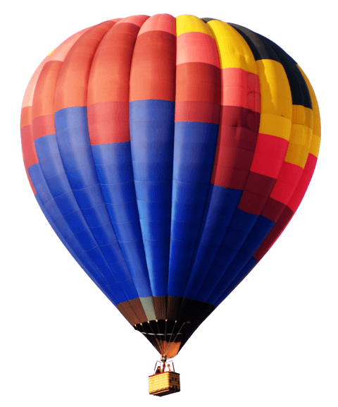 Hot air balloon png transparent background. Download images toppng free