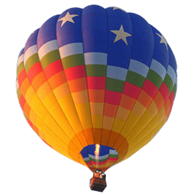 Hot air balloon png transparent background. Balloons images stickpng from