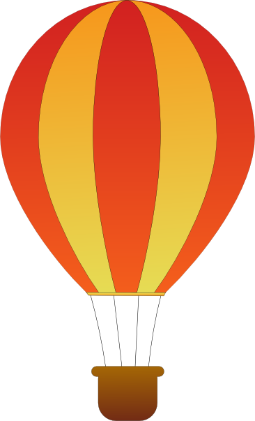 Hot air balloon vector png. Flying google projects to