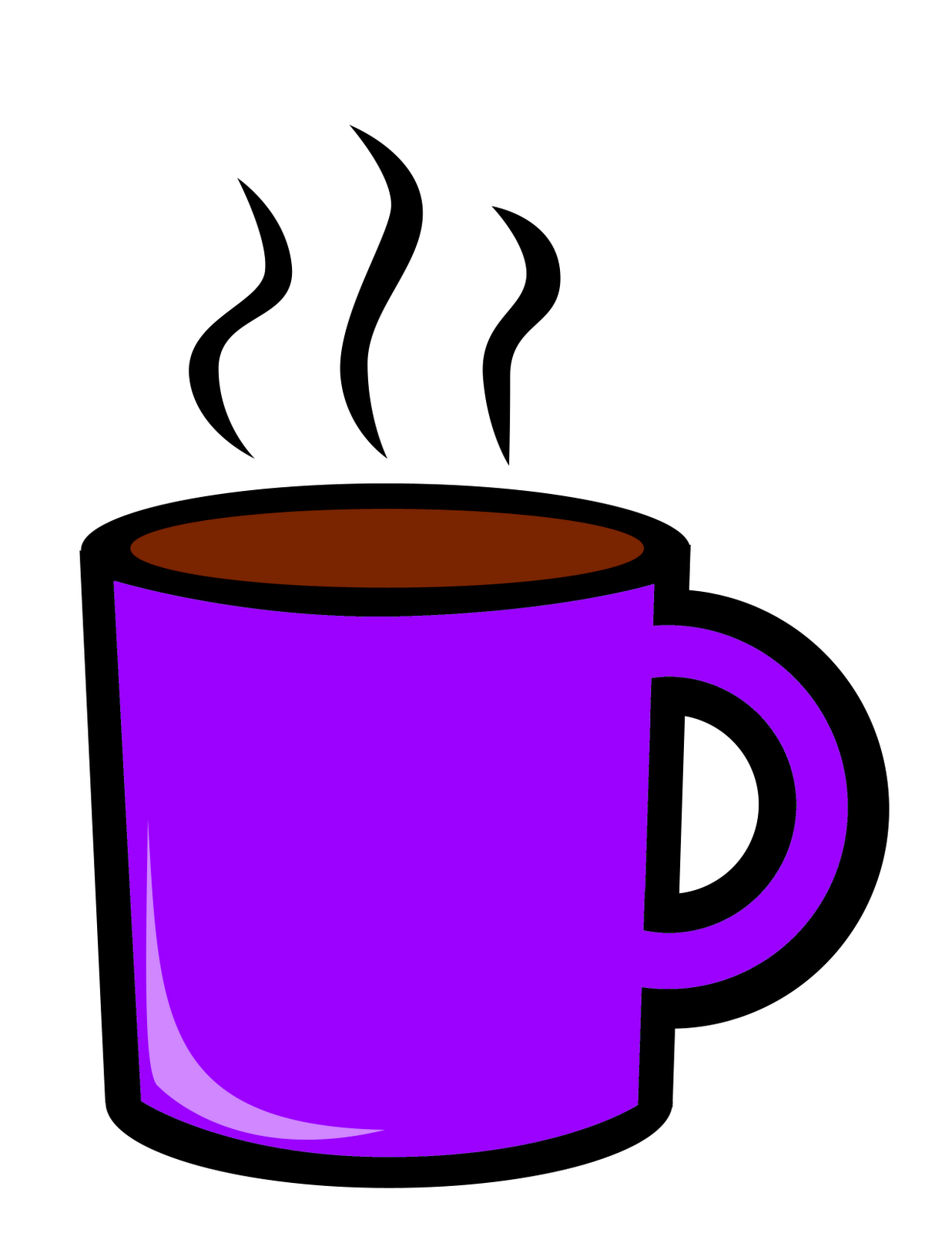Coffee clip hot chocolate. Clipart at getdrawings com