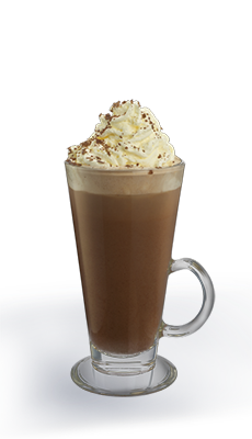 Baileys drink recipes. Hot chocolate png graphic black and white stock