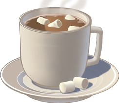 Clipart menu dunkin donuts. Hot chocolate png picture library stock