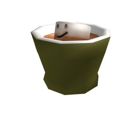 Hot chocolate png. Image your head a