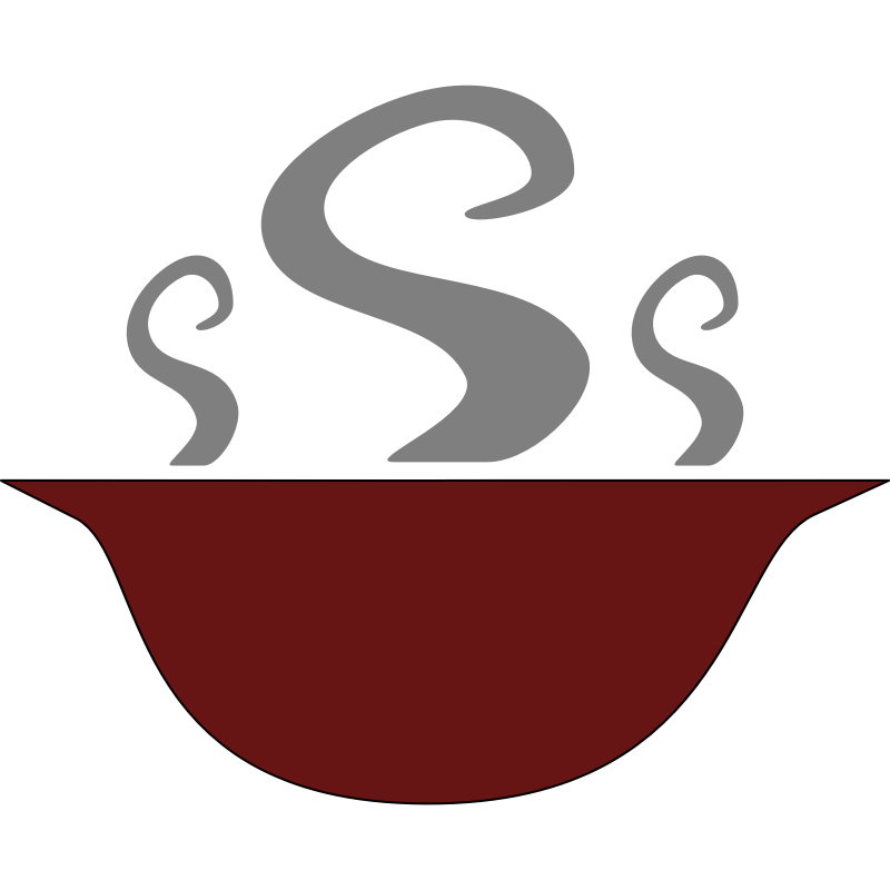 Steam clipart hot steam. Free picture of bowl