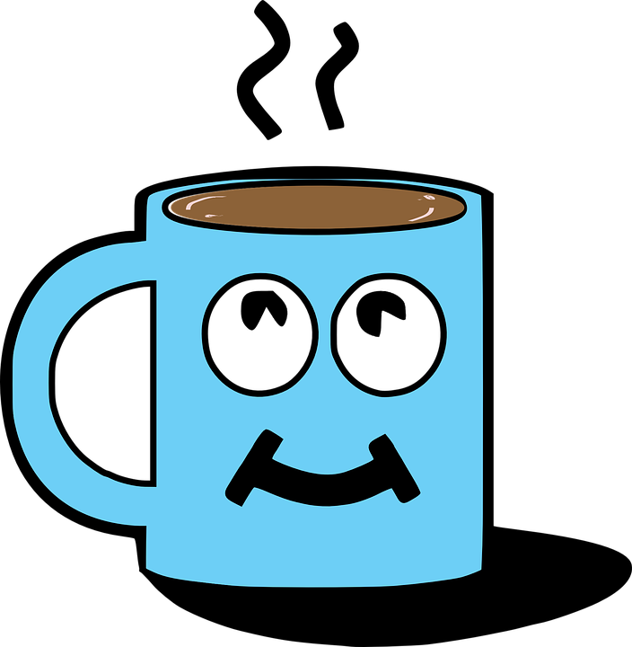 Mugs clipart hot cold thing. Steam clip art library