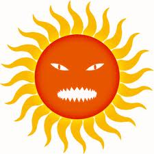 Hot clipart today. A scorcher in burbank