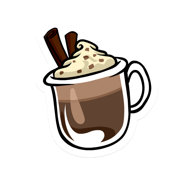 Hot coco png. Image cocoa austin ally