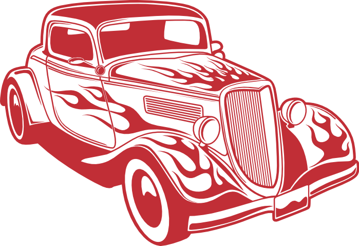Hot rod flames png. With wall decal stickersstickers