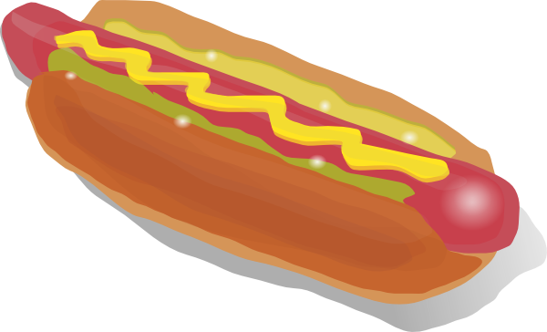 Waffle png hotdog. Free hot dog drawings