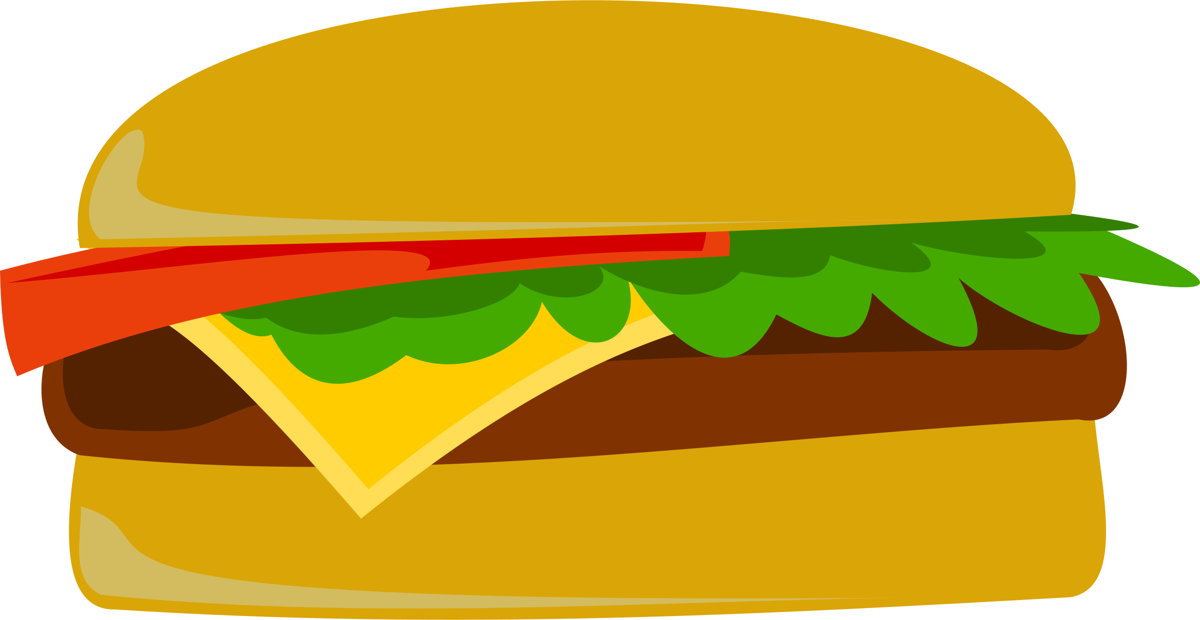 Vector hamburger transparent background. Free hotdog cliparts download