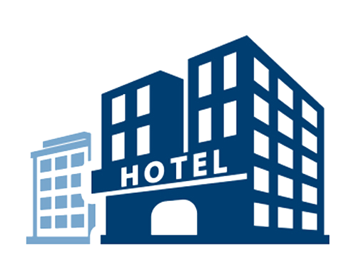 Hotel clipart. Png mart