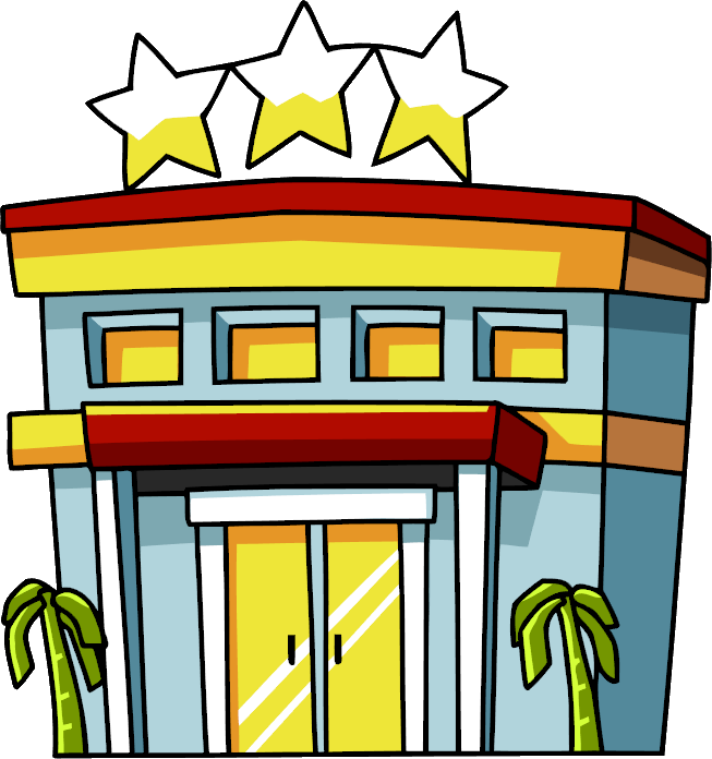 Hotel clipart. Png file mart free