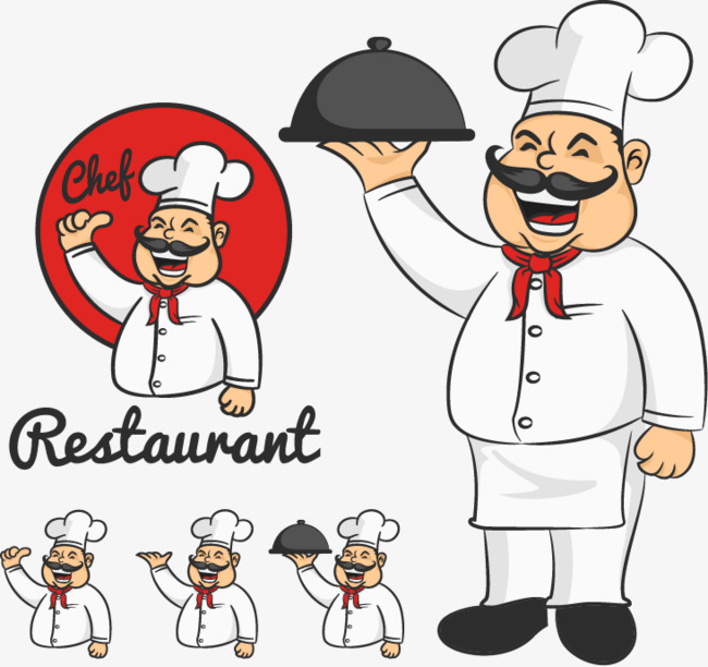 Hotel clipart hotel cook. The restaurant chef image