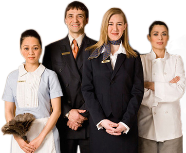 hotel staff png