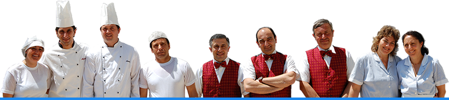 Hotel staff png. The ulisse kitchen is