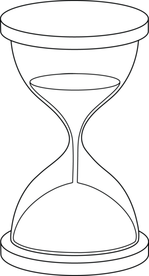 timer drawing twisted