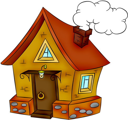 House cartoon png. Download transparent image x