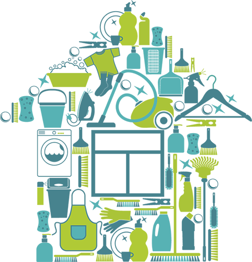 House cleaning png. Clean home transparent pictures