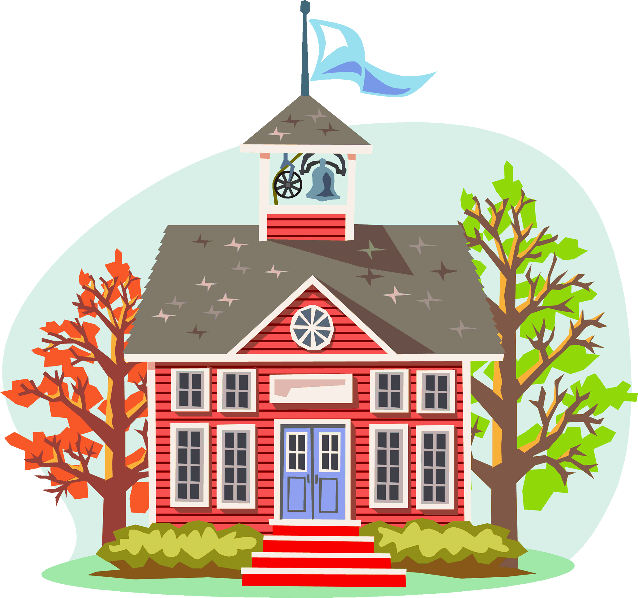 Cottage vector clip. Collection up the movie