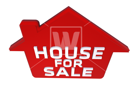 House for sale png. Welcomia imagery stock