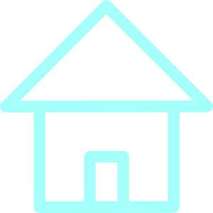 Vector roof house frame. Png image