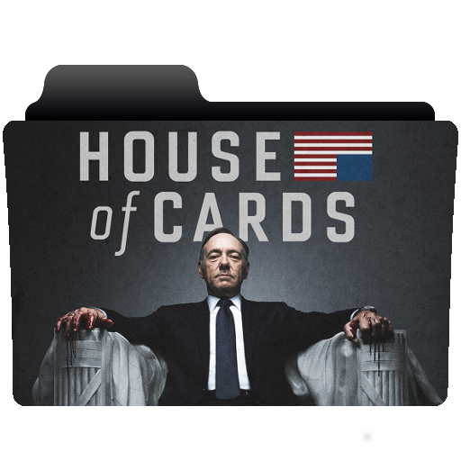 House of cards png. Folder icon by nonstopsarah