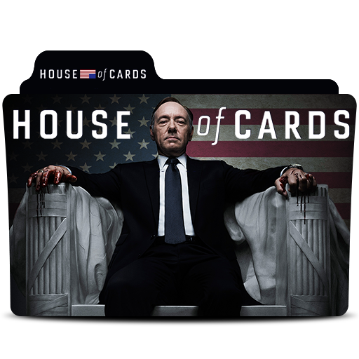 House of cards png. Folder icon by andreas