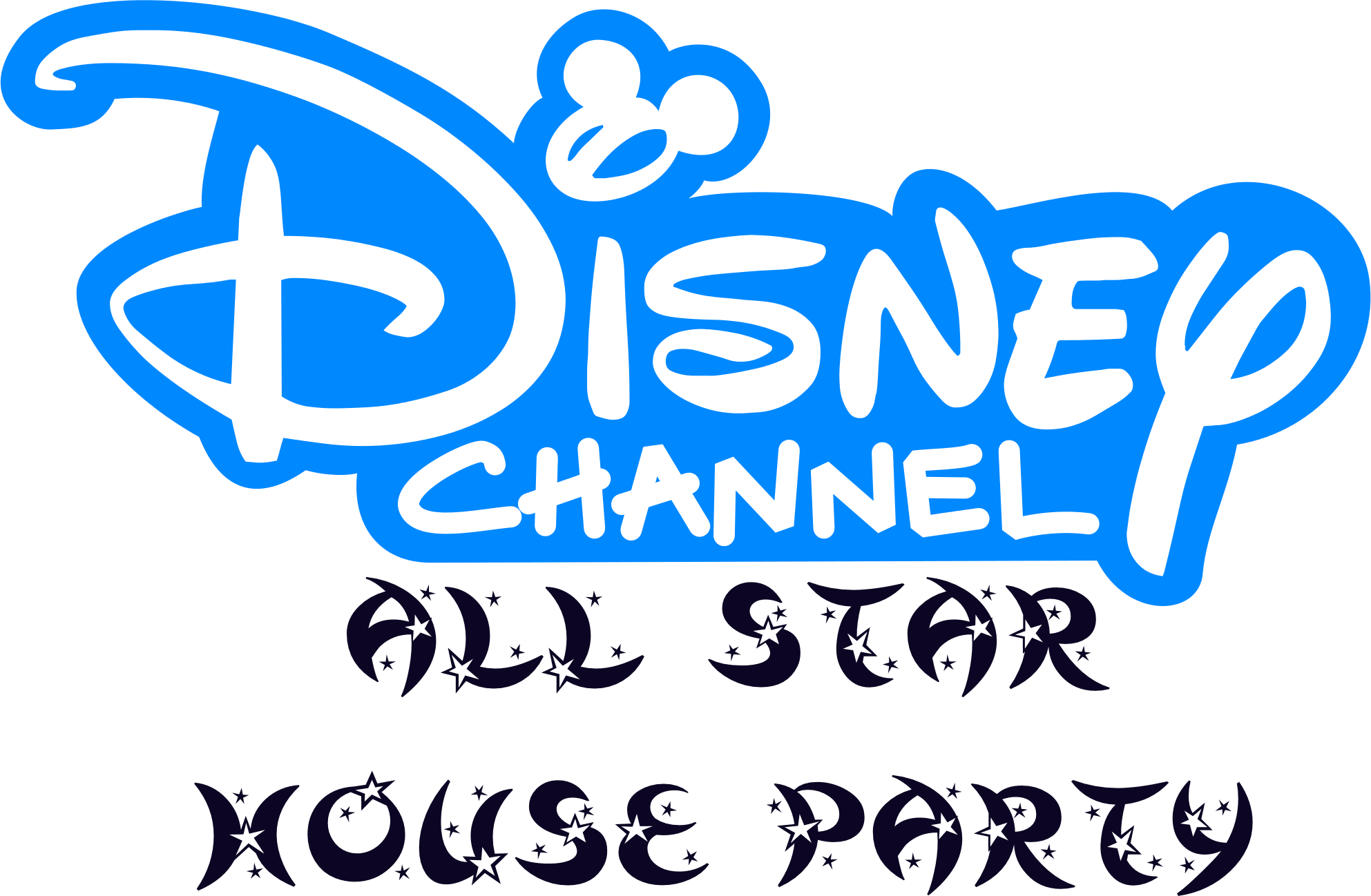 House party png. Image disney channel all