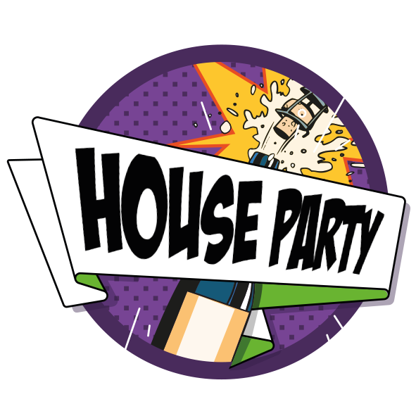 House party png. South bucks hospice on