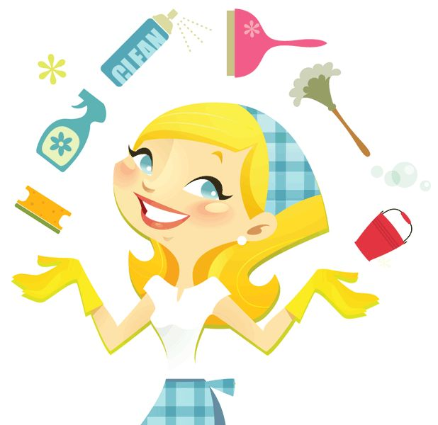 Cleaner clipart cleaning lady. Best business images
