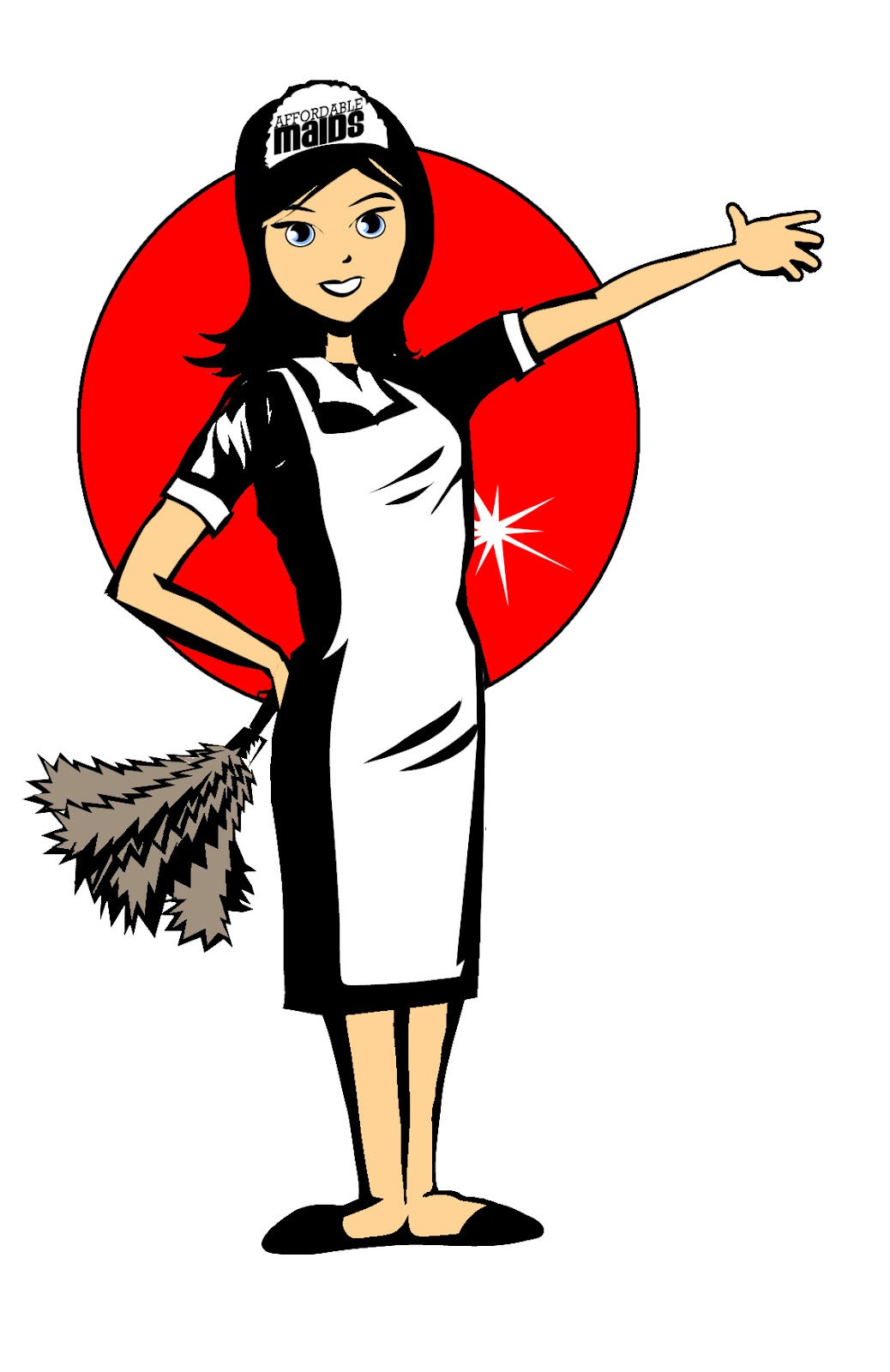 maid clipart ofw