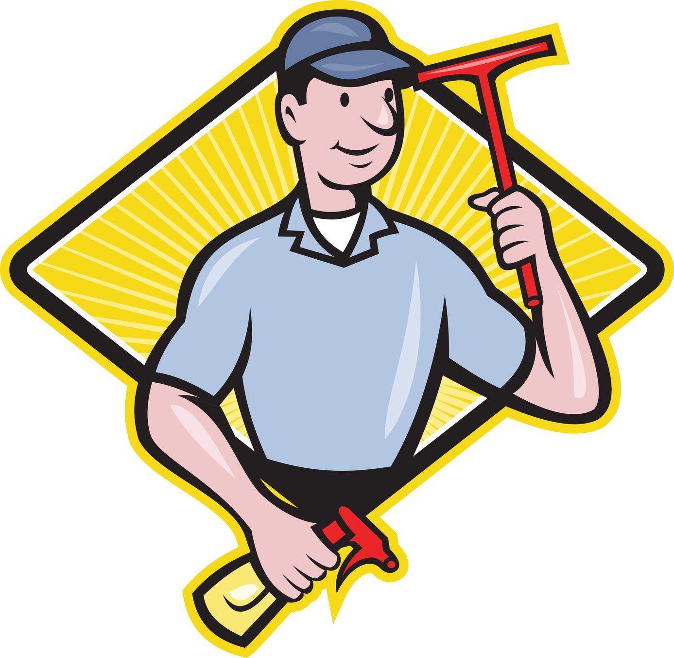Housekeeping clipart person. Free cliparts download clip