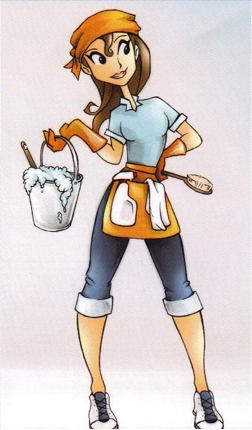 Cleaner clipart cleaning lady. Pictures graphics