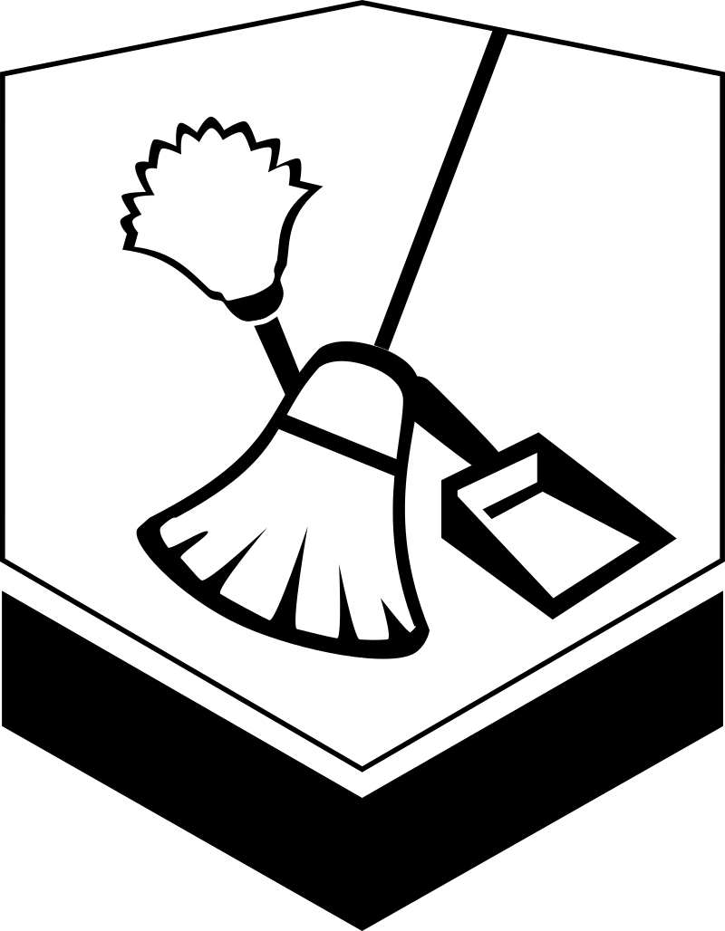 Cleaning clipart housekeeping tool. Household item clip arts
