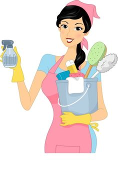 Housekeeping clipart solvent. It is not easy