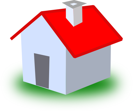 Royalty free clipart house. Diagrams of houses clip