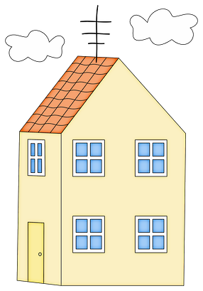 Houses clipart peppa pig. Minus party pinterest and