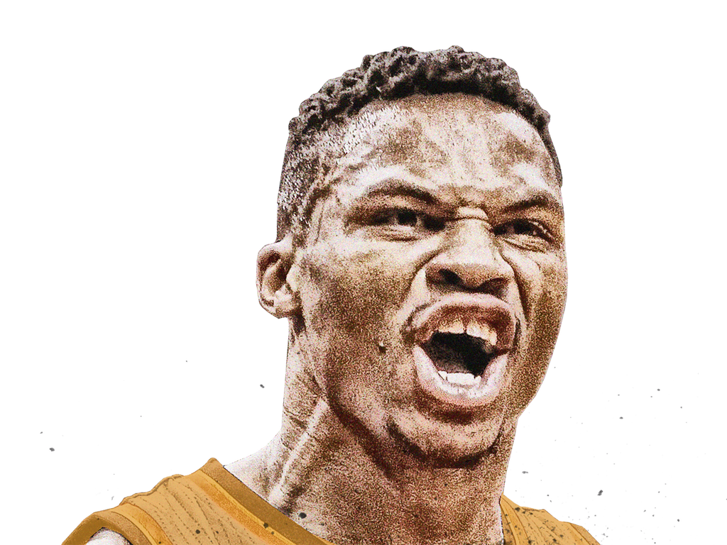 Lakers drawing person. The case for russell