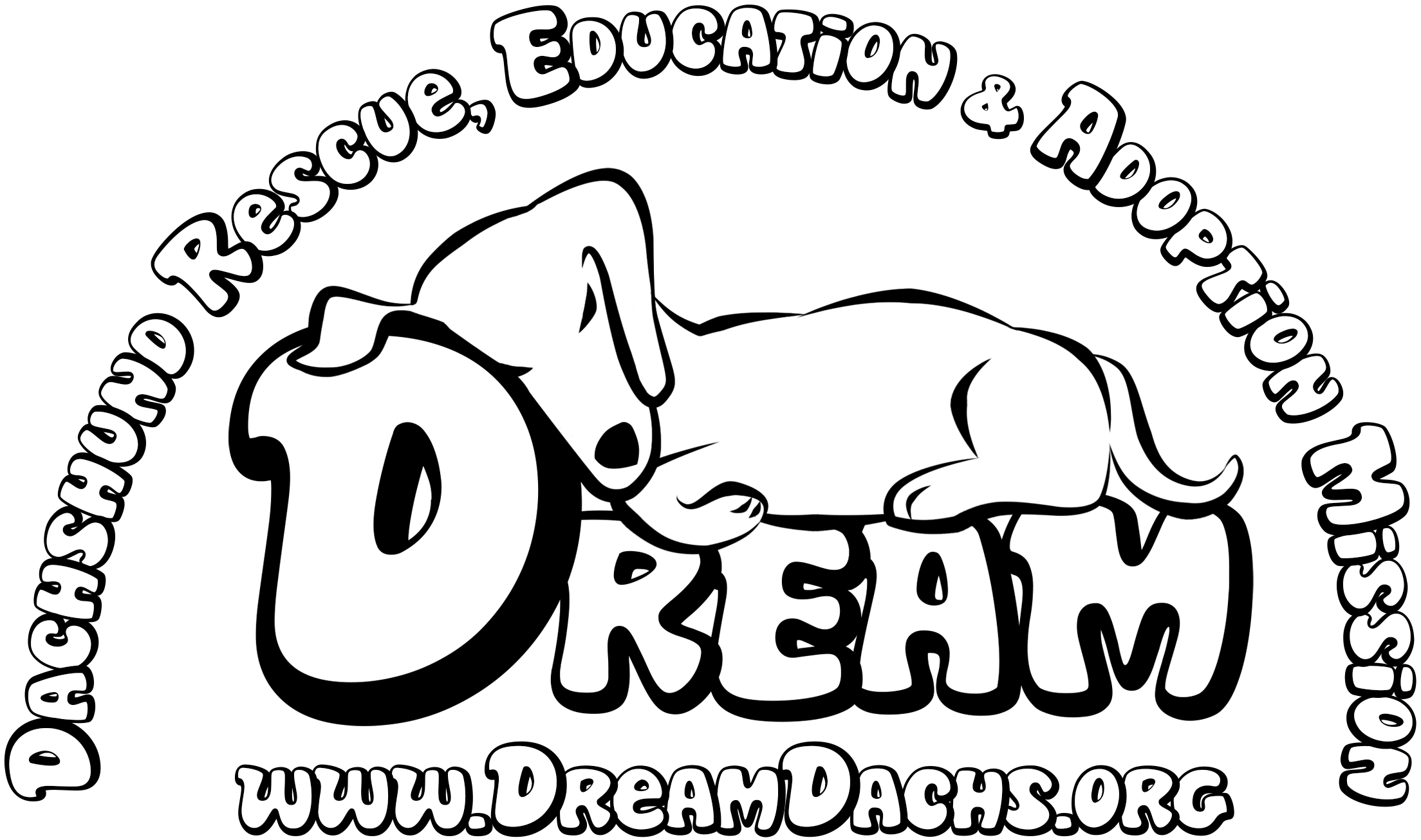 Dachshund clipart brown dachshund. Dream our team