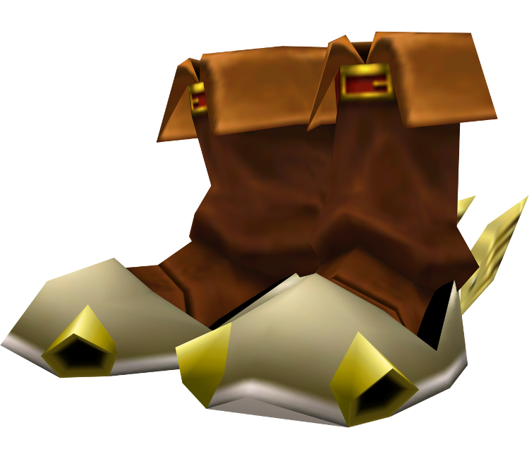 Hover boots png. Ds the legend