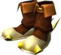 Hover boots png. Zelda wiki from ocarina