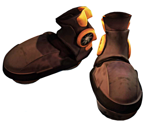 Hover boots png. Hoverboots gadgets ratchet clank