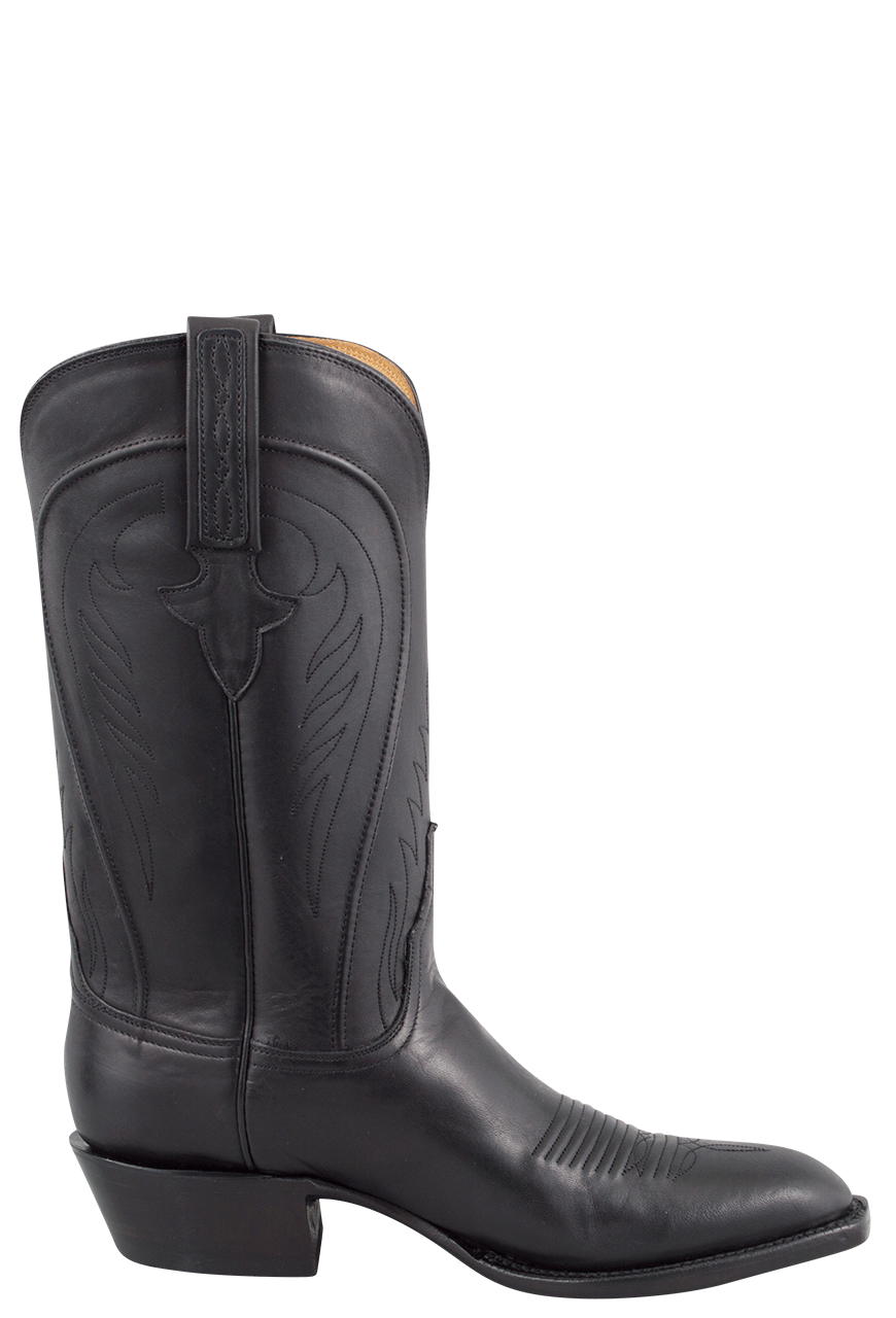 Hover boots png. Lucchese men s black